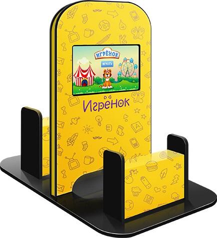 детский коммерческий сенсорный игровой автомат начала